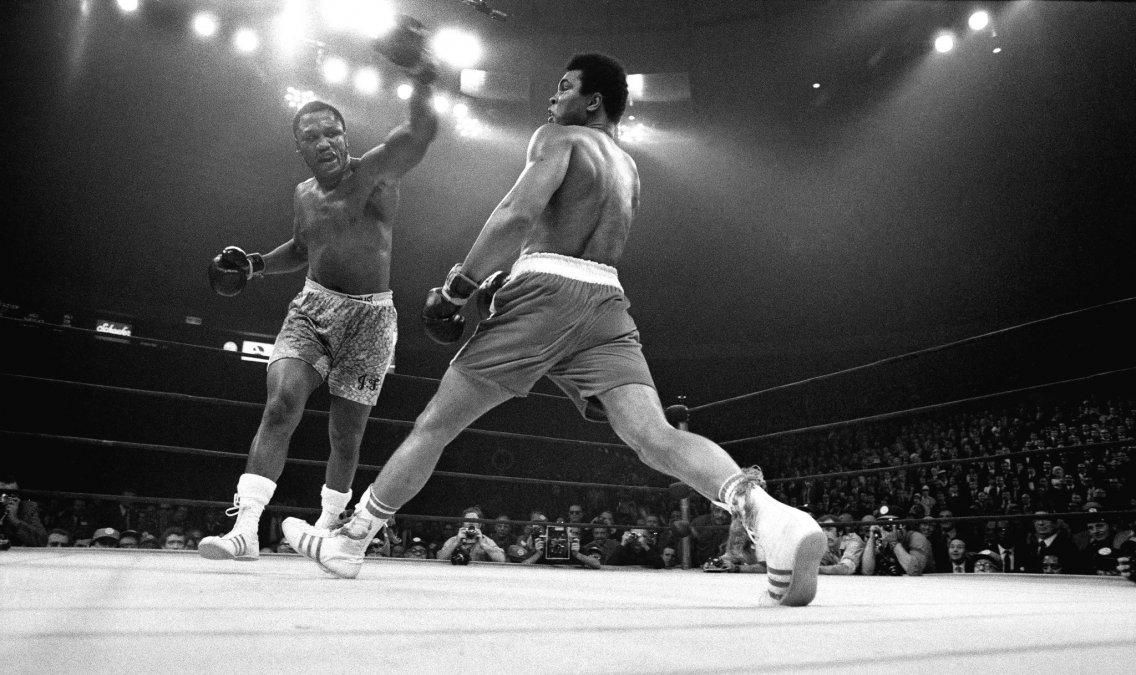49 años de La Pelea entre Muhammad Ali y Joe Frazier