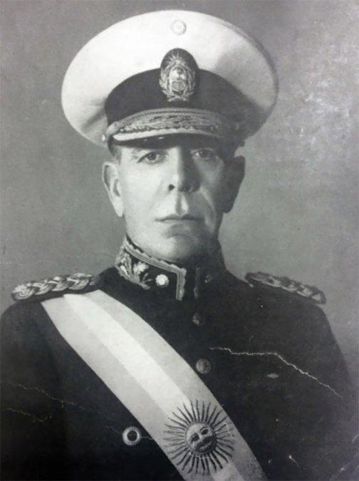 Edelmiro Farrell fue un militar y dictador argentino que ejerció como presidente de la República Argentina