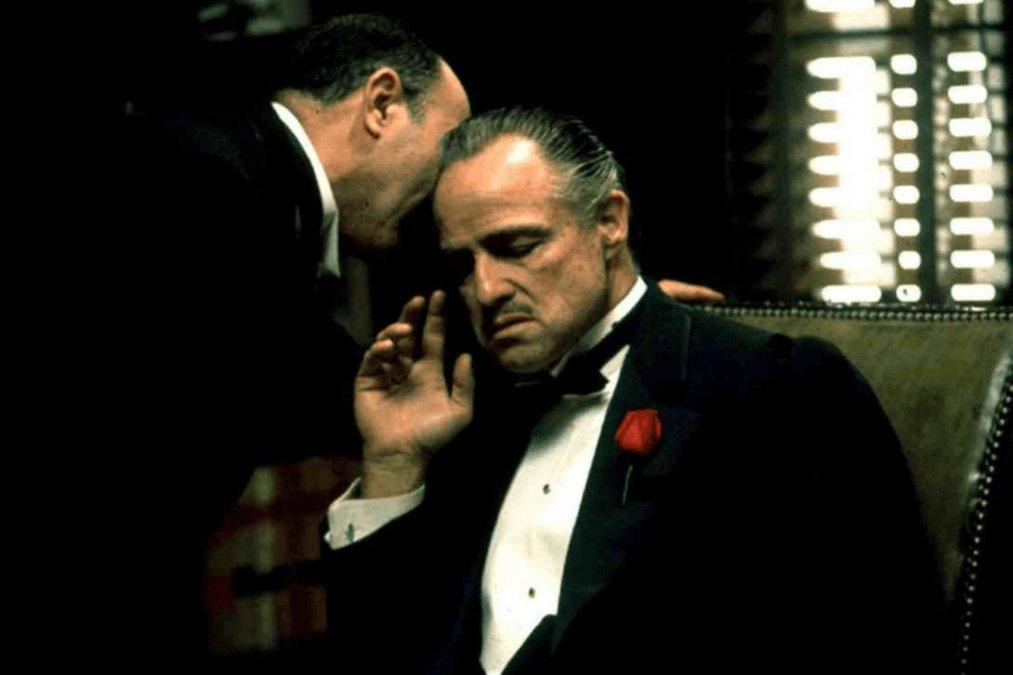 El Padrino, esa película inolvidable | El Padrino, Marlon Brando ...