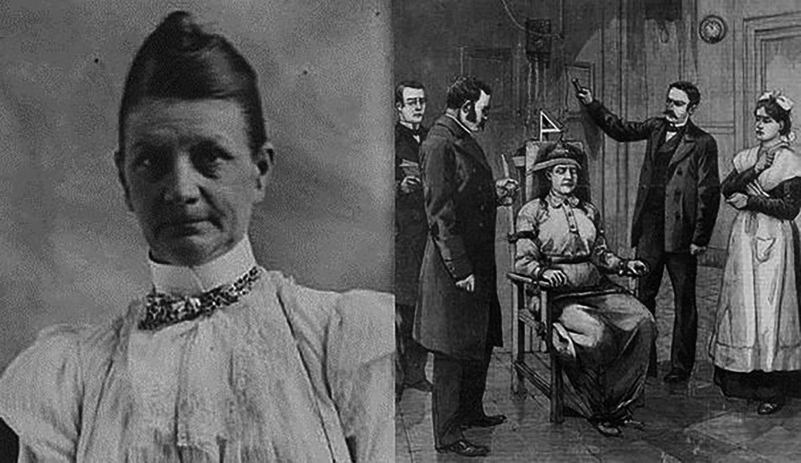 La ejecución de Martha Place