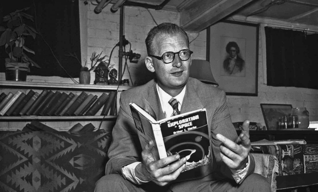 Arthur C. Clark, el centinela