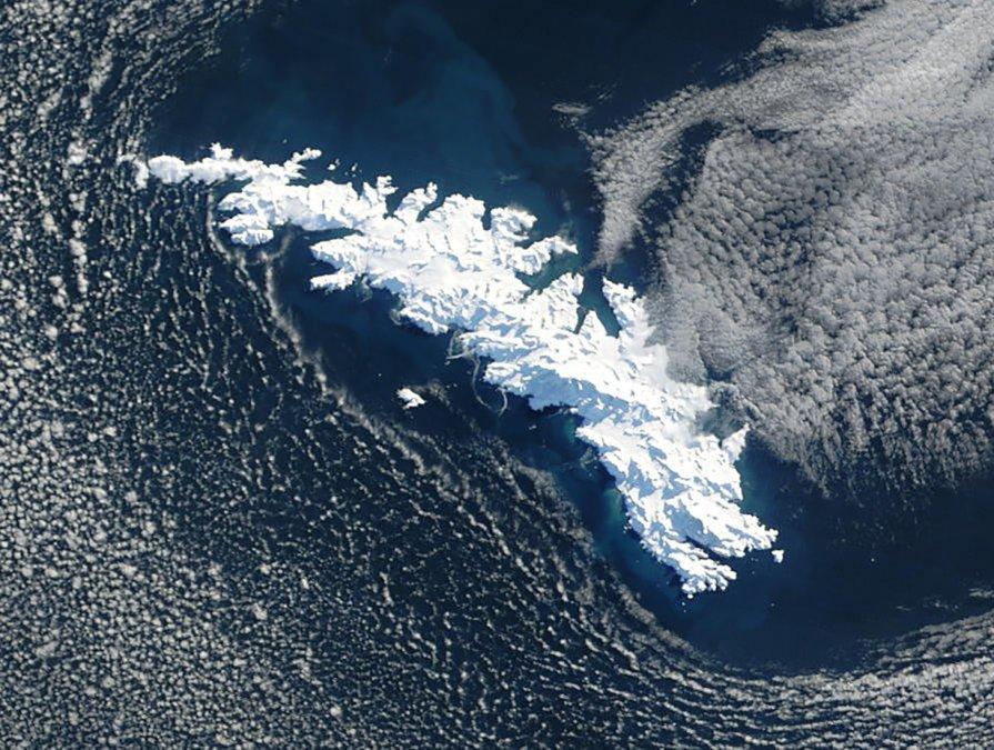 La guerra de Malvinas: Rompo los tacos y me voy