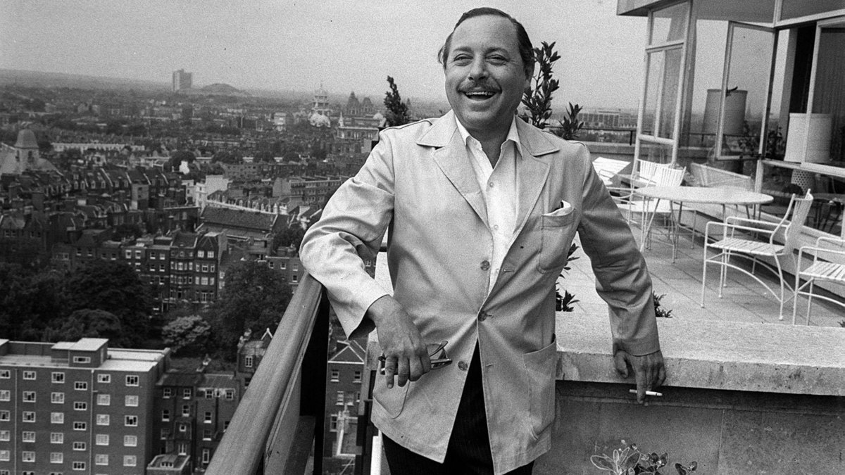 Tennessee Williams, el mercader de pesadillas
