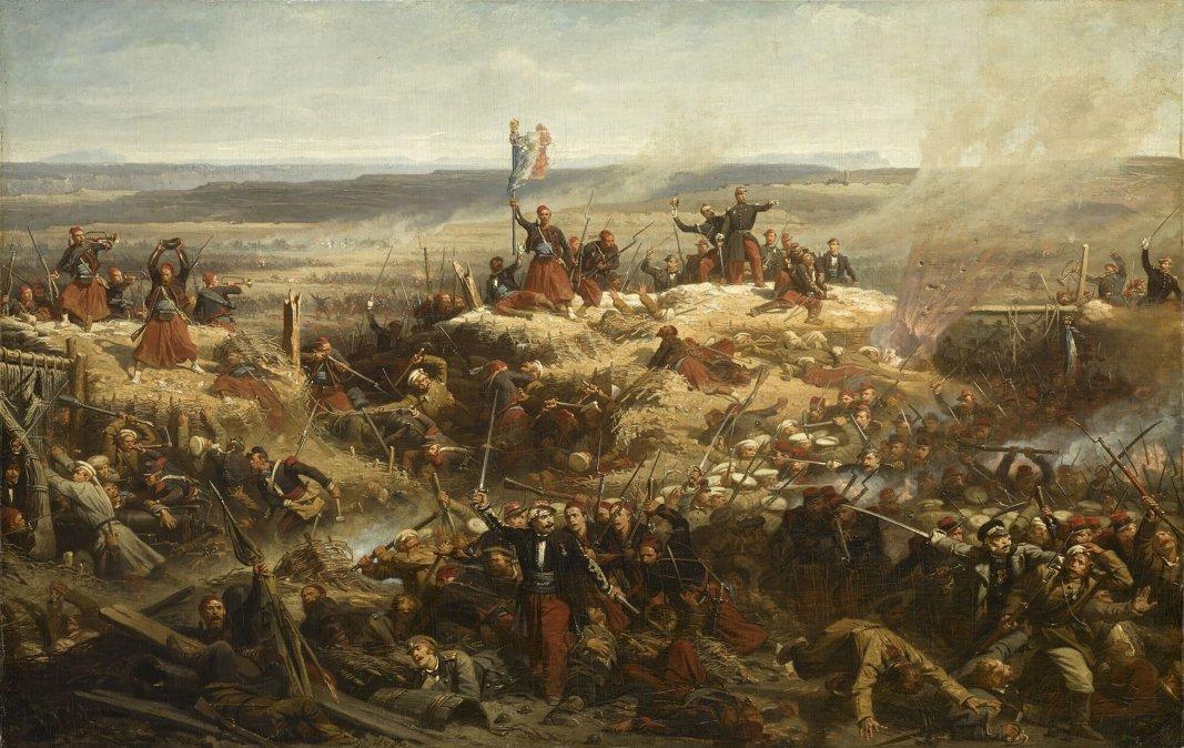 La Guerra de Crimea