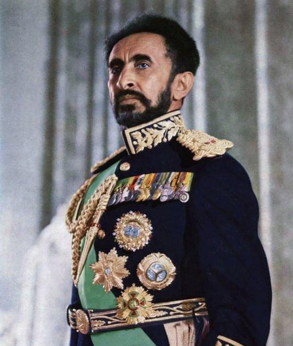 El León de Judá: Haile Selassie