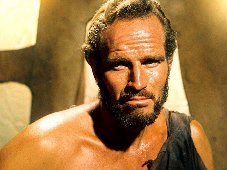 Del Cid a Ben-Hur