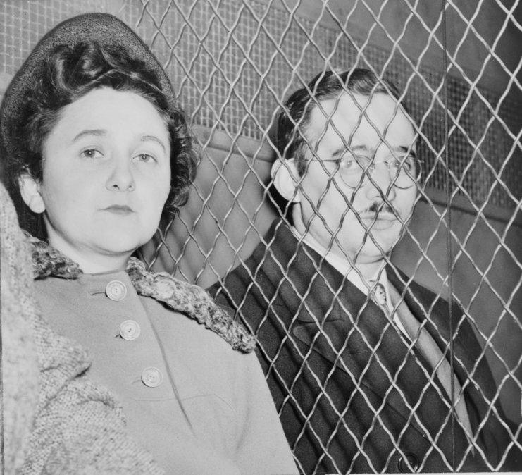 Julius y Ethel Rosenberg, idealismo y traición
