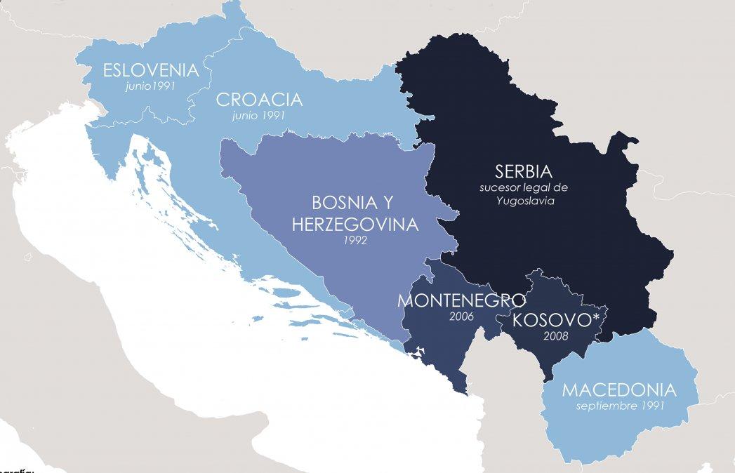 La guerra en Bosnia-Herzegovina