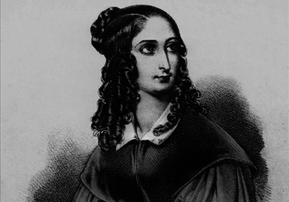 Flora Tristán: el martillo y la rosa