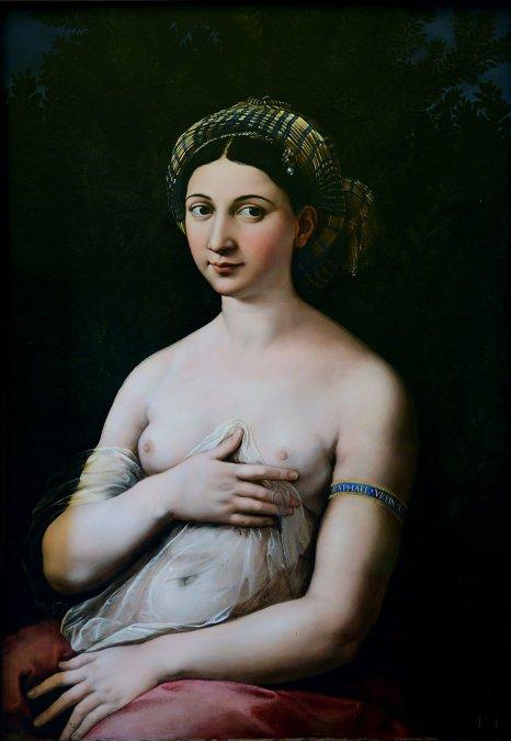 Ritratto di giovane donna(enespañol