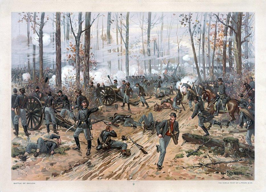 Shiloh: Matanza en el Pittsburg Landing