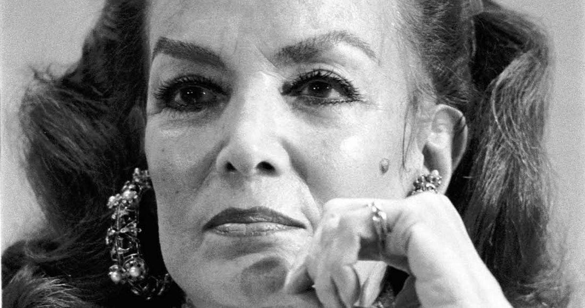 El día que por una herencia profanaron el sepulcro de la diva María Félix