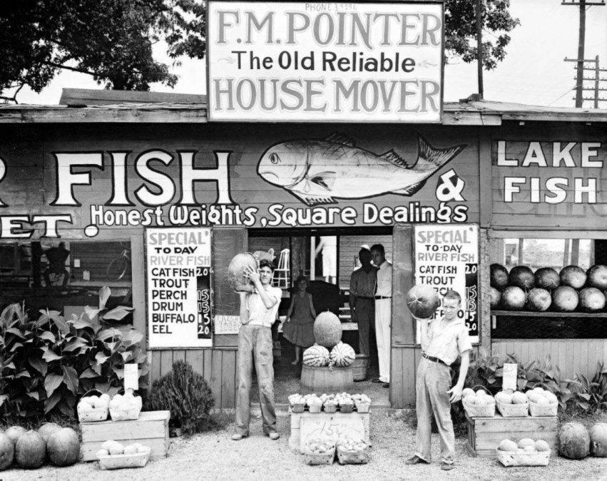 Las fotos de la Gran Depresión