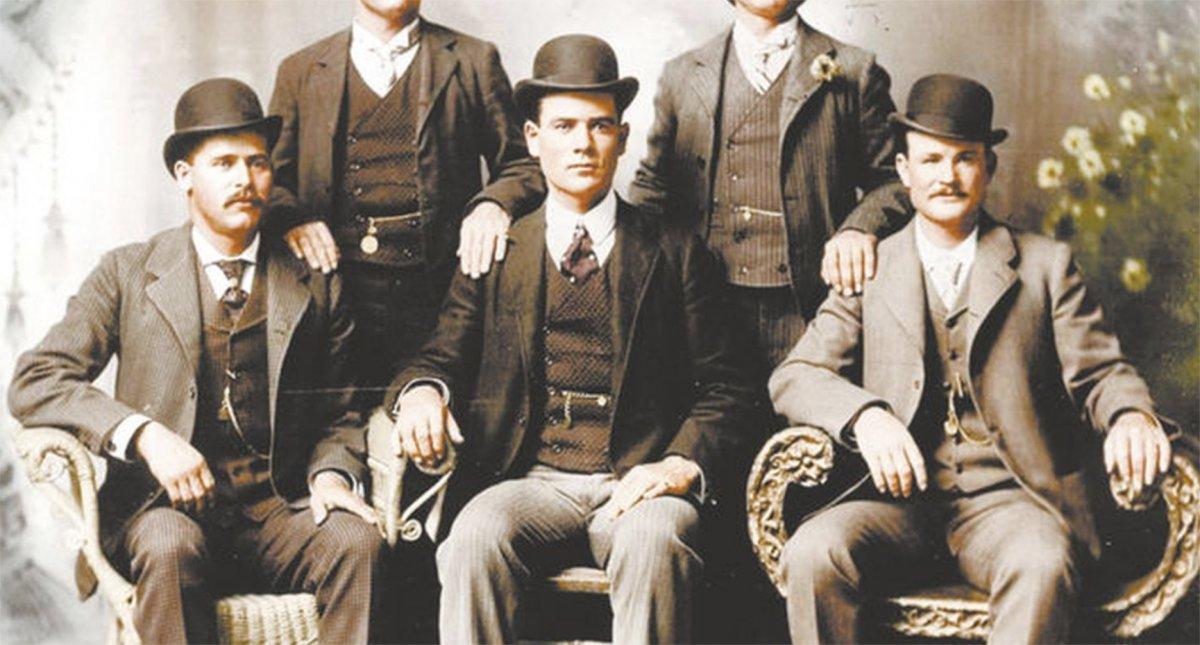 La historia de Butch Cassidy y Sundance Kid en la Patagonia argentina