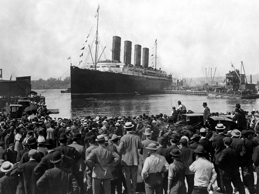 Todo lo que usted quería saber del Titanic