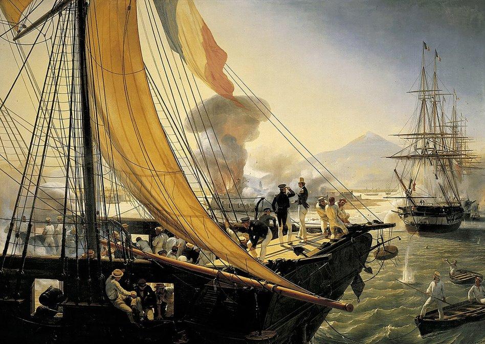 La Guerra de los Pasteles, el primer conflicto entre México y Francia