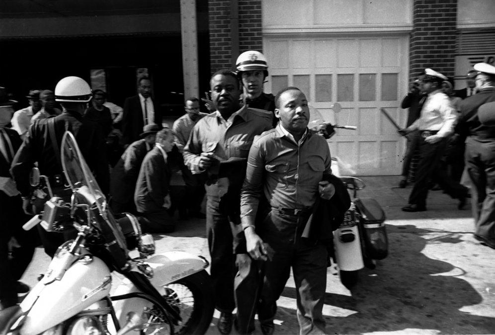 Martin Luther King: Carta desde Birmingham
