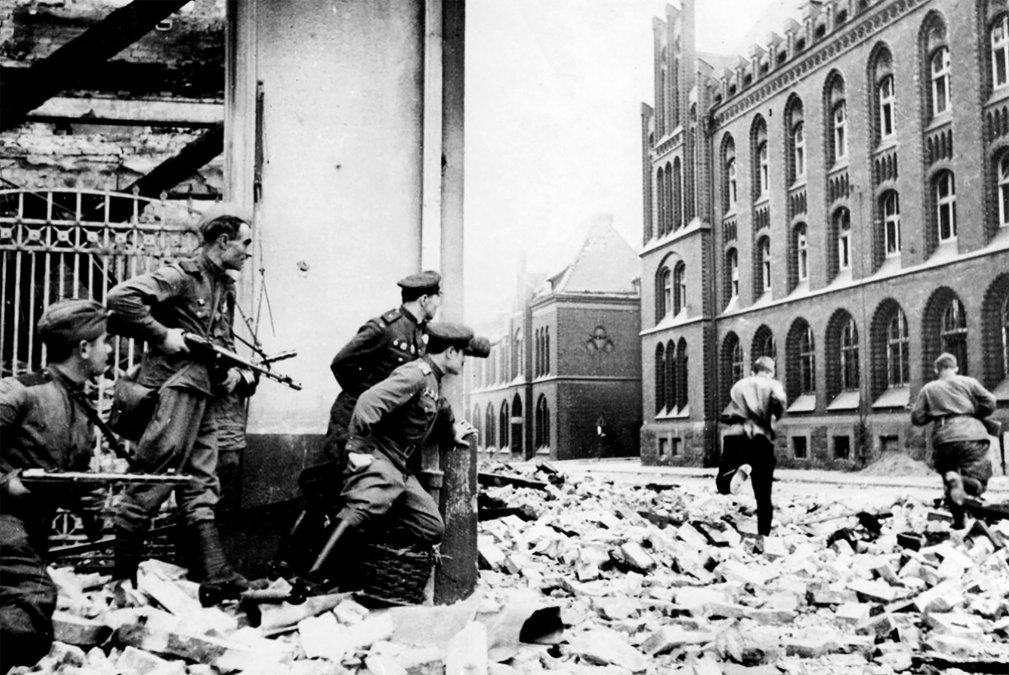 Batalla de Berlín: El principio del fin