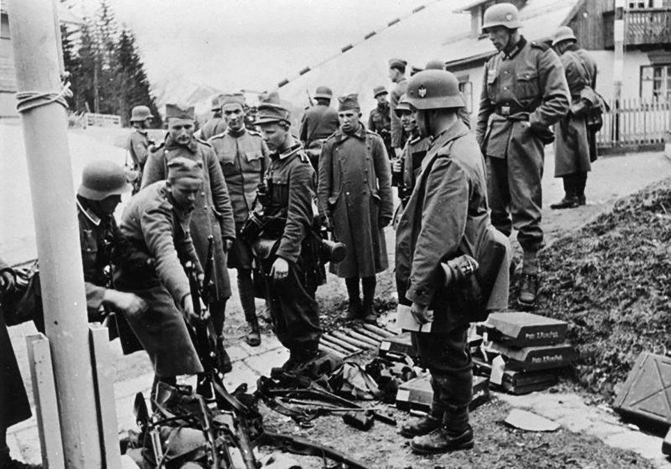 La resistencia en Yugoslavia