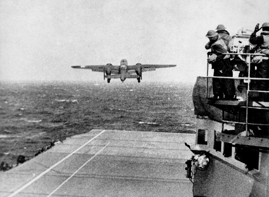 Los locos de Doolittle: la misión suicida de EEUU para vengar la barbarie de Japón en la Segunda Guerra Mundial
