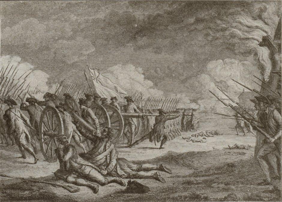 Batallas de Lexington y Concord