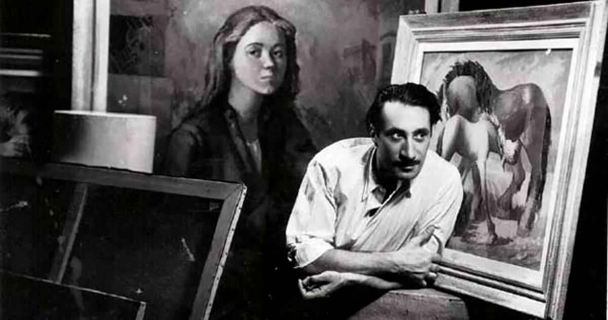 Castagnino, entre el arte y el compromiso