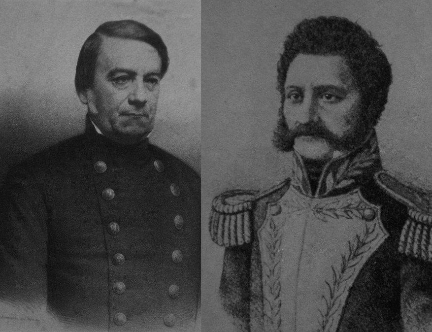 José María Paz - Juan Bautista Bustos