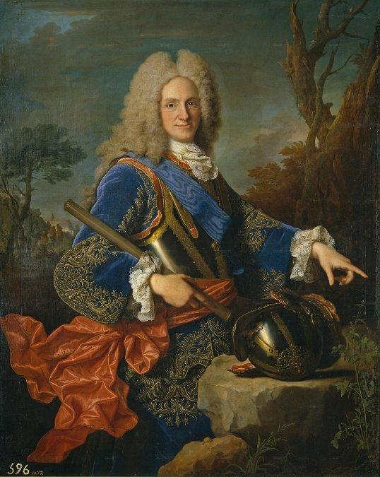 El rey Felipe V