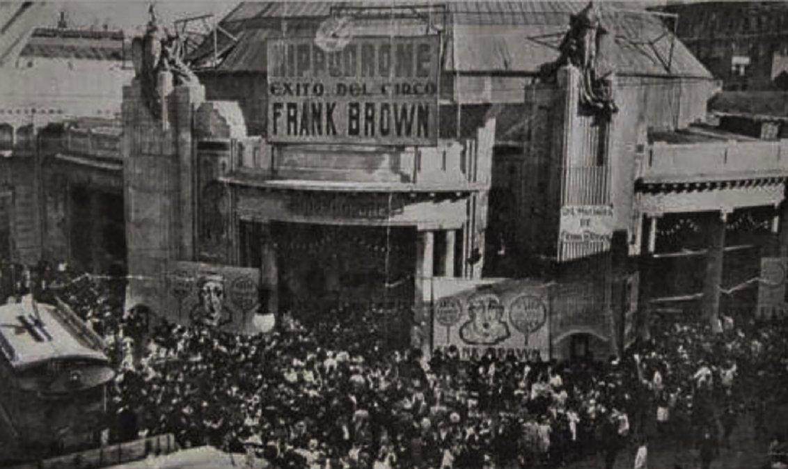 Frank Brown y el honor de la patria civilizada