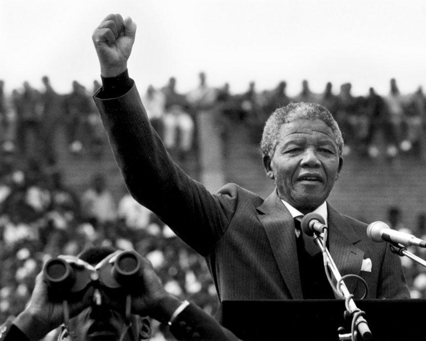 Elecciones libres en Sudáfrica
