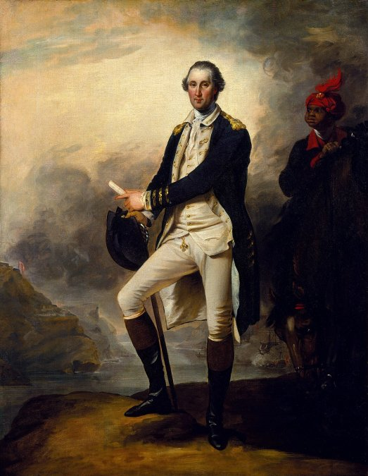 George Washington(John Trumbull