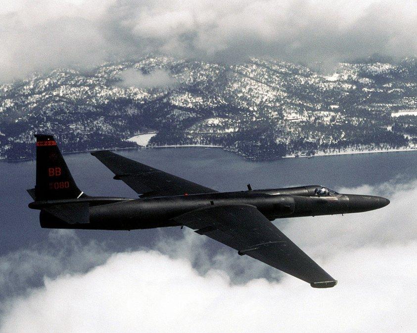 Un aviónLockheed U-2