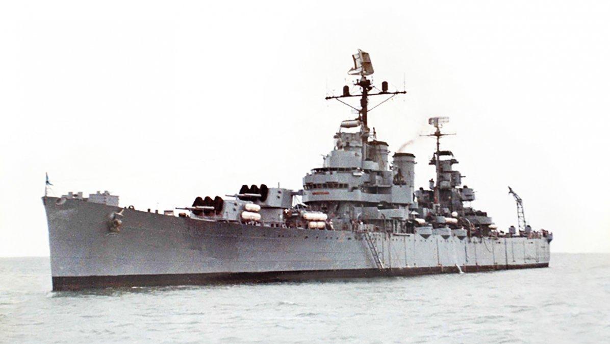 ARAGeneral Belgrano(C-4)