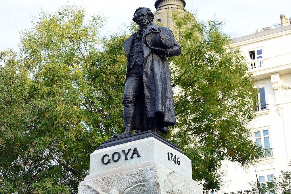 El tiempo también pinta: Francisco de Goya