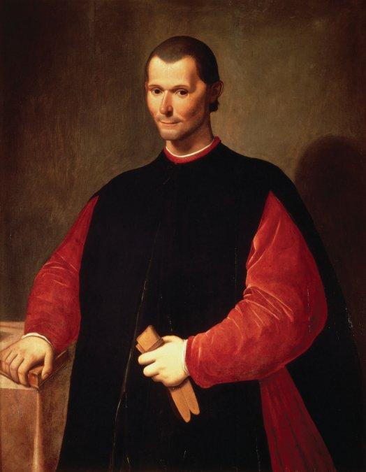 Maquiavelo es un autor fundamental en la historia del pensamiento político.