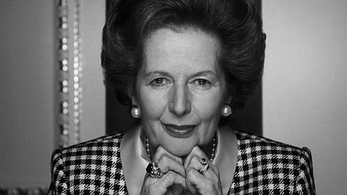 Los británicos eligen a Margaret Thatcher