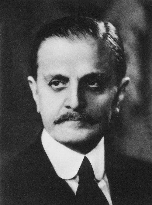 El primer premio Nobel argentino