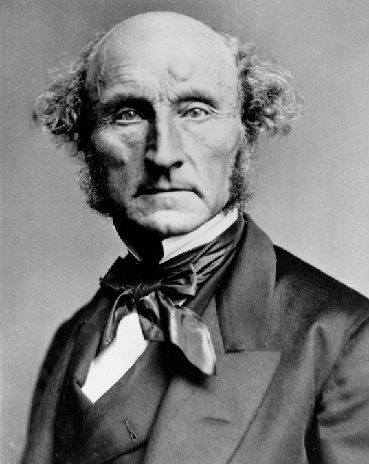 John Stuart Mill, un hombre notable