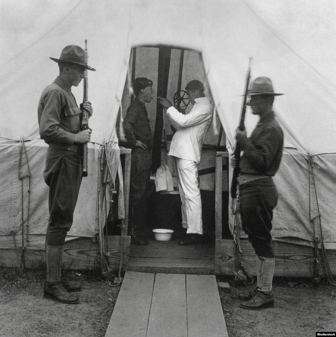 Intimidad de una Pandemia - Parte V: Sarampión, neumonías y la historia de la gripe