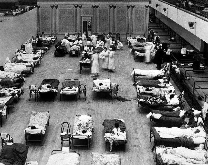 Intimidad de una Pandemia - Parte VI: A la búsqueda de la curación