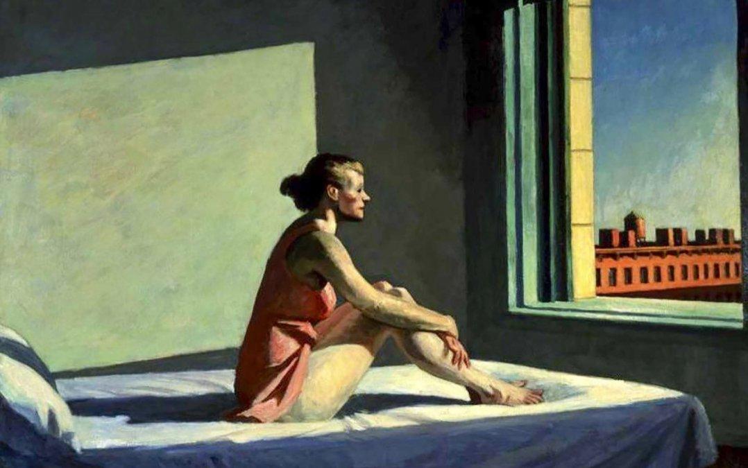 El realismo de Edward Hopper