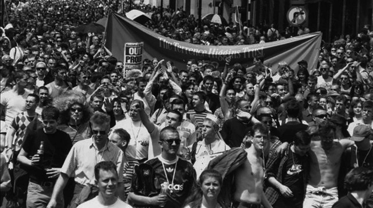 El día en el que la OMS eliminó la homosexualidad del listado de dolencias psiquiátricas