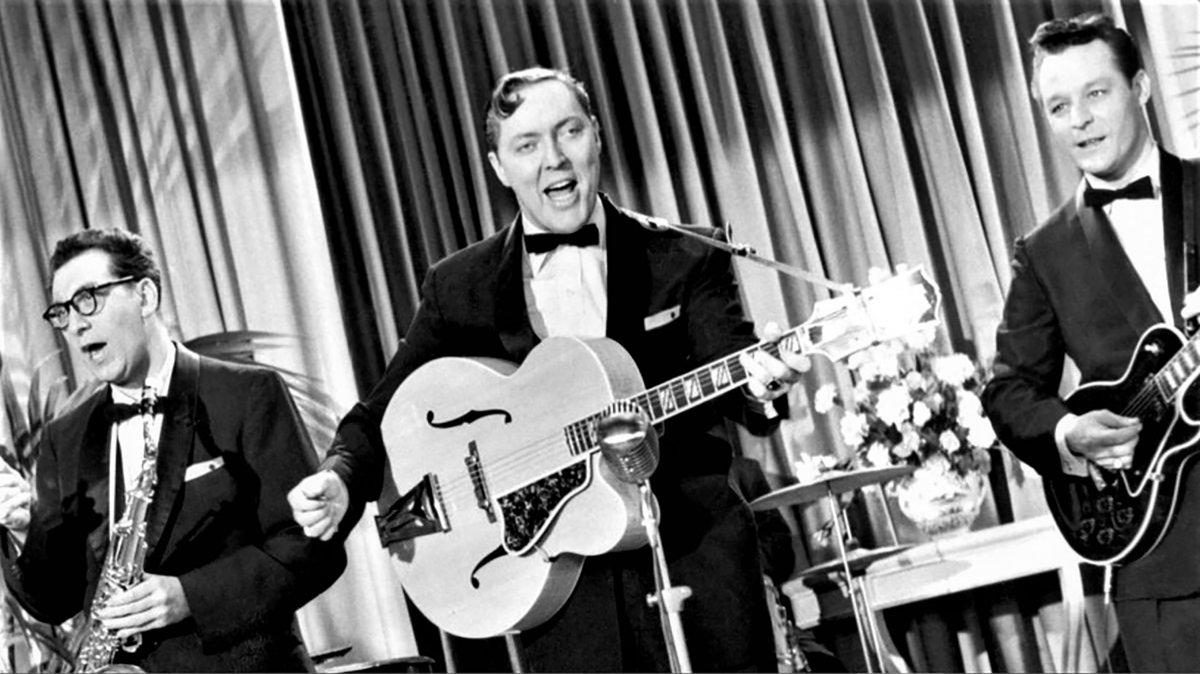 Hace 66 años la canción Rock Around the Clock marcó el inicio del rock and roll