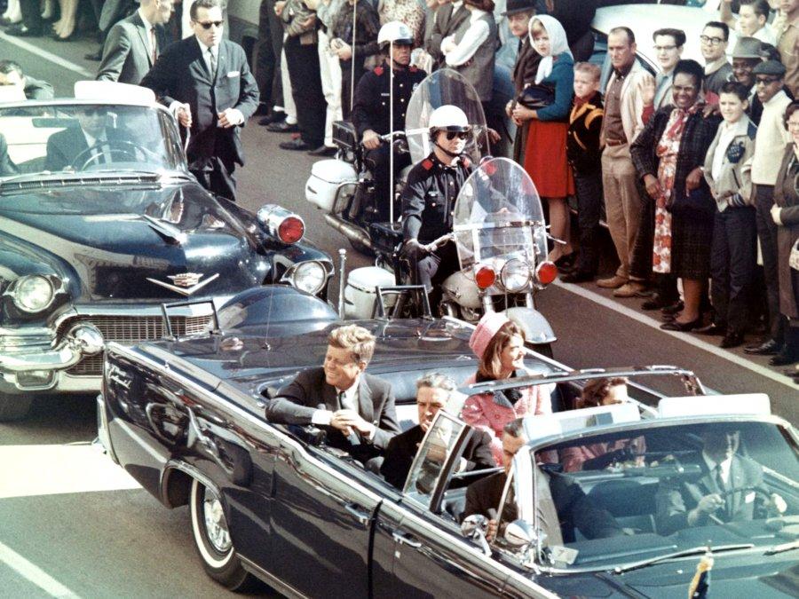Las muertes de Kennedy