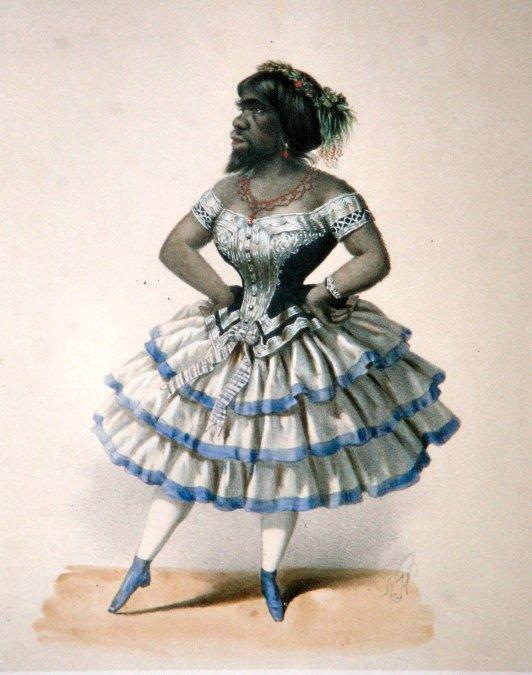 HIRSUTAS HISTORIAS: Julia Pastrana