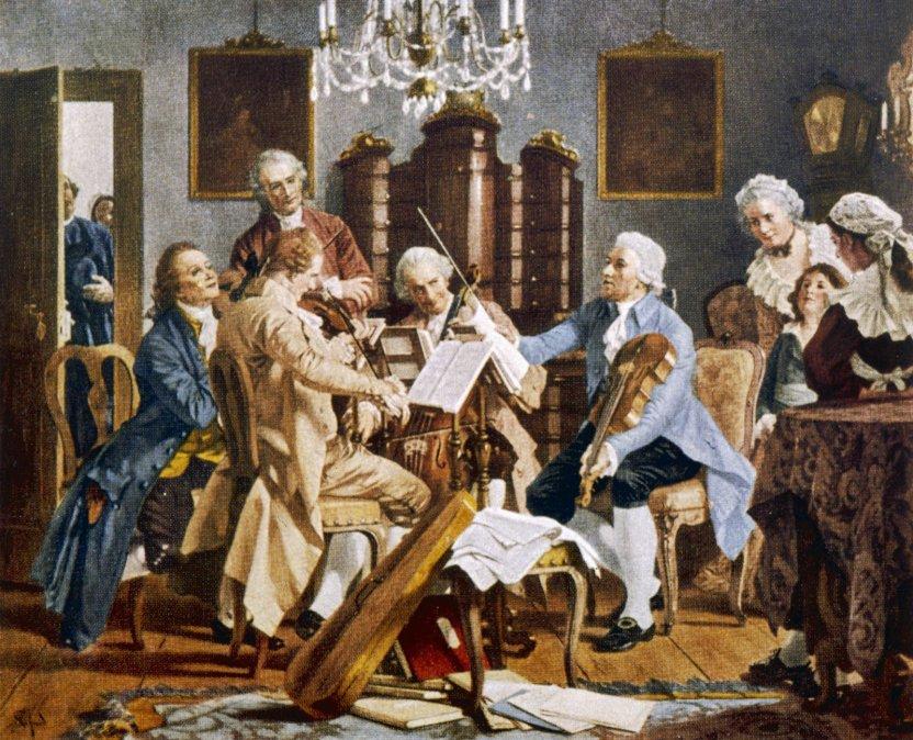 Haydn, el músico que perdió la cabeza