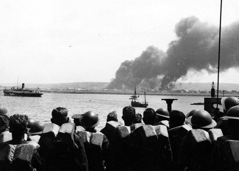 Dunkerque, la batalla desconocida de la Segunda Guerra Mundial