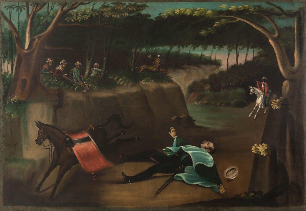 El asesinato de Sucre en Berruecos