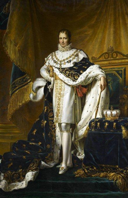 El reinado de José I fue poco eficaz debido a la guerra de independencia.