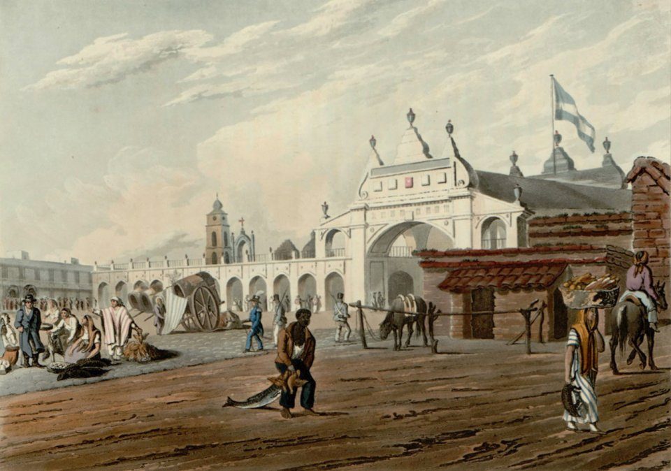 El luctuoso año 1820 - Primera Parte